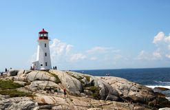 Peggys Cove Royalty Free Stock Images