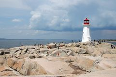 Peggys Cove Royalty Free Stock Image