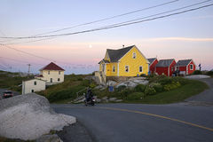 Peggys Cove, Nova Scotia Royalty Free Stock Photography