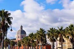 Pegli, Genua, Italien lizenzfreie stockfotos