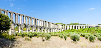 Pegoes Aqueduct Stock Photo