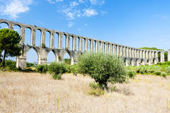 Pegoes Aqueduct Stock Photography