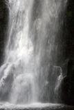Peguche Waterfall in Otavalo Royalty Free Stock Image