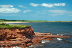 PEI Coast Stock Photography