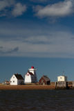 PEI Lighthouse Royalty Free Stock Photos