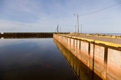 pei nadbrzeża Zdjęcie Stock