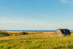 PEI rural scene Royalty Free Stock Images