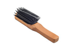 Peigne de cheveux Photo stock