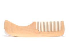 Peigne en bois photo libre de droits