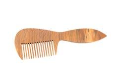 Peigne en bois Images stock