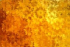 Peignez la configuration florale Images libres de droits