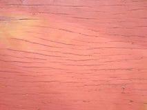 Peignez la couleur sur en bois épluche Photos stock