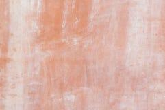 Peignez le mur de ciment Image libre de droits