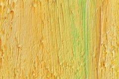 Peignez sur la toile Image stock
