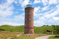 Peilturm Kap Arkona, Ruegen Στοκ εικόνα με δικαίωμα ελεύθερης χρήσης