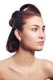 Peinado imagen de archivo