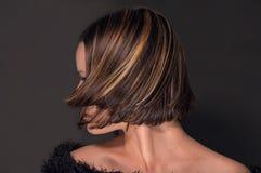 Peinado Imágenes de archivo libres de regalías