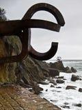 Peine del viento (Peine del Viento) Foto de archivo libre de regalías