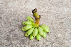 Peine un plátano Imagen de archivo libre de regalías