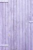 A peint la barrière du vieux fond en bois de planches photo libre de droits