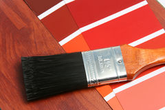 Peintre à la maison 02 Images libres de droits