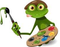 Peintre de grenouille