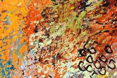 Peinture à l'huile images stock
