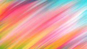 Peinture à l'huile abstraite colorée sur le fond de toile conception d'art de papier peint illustration stock