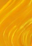 Peinture à l'huile abstraite ensoleillée Image libre de droits