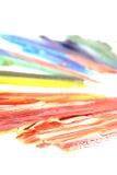 Peinture à l'huile de couleur Photo libre de droits