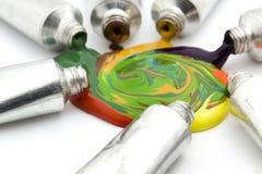 Peinture Photos stock