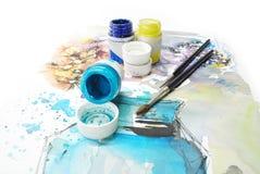 Peinture Image stock