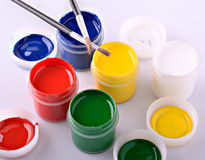 Peinture Photographie stock