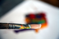 Peinture Photo stock