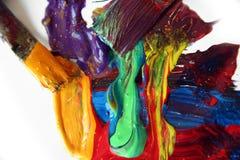 Peinture Images libres de droits