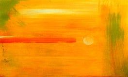 Peinture abstraite Photographie stock
