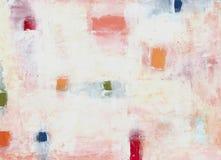 Peinture abstraite Image libre de droits