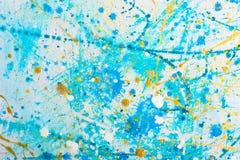 Peinture abstraite d'aquarelle illustration libre de droits