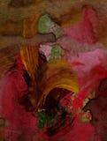 Peinture abstraite de fond photo libre de droits