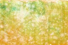 Peinture abstraite de main d'art d'aquarelle sur le fond blanc Fond d'aquarelle photo stock