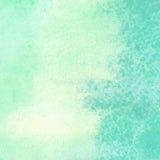 Peinture abstraite de main d'art d'aquarelle texture d'aquarelle Taches de gouache, taches, taches Photos stock