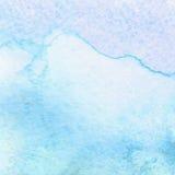Peinture abstraite de main d'art d'aquarelle texture d'aquarelle Taches de gouache, taches, taches Image libre de droits