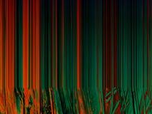 Peinture abstraite faite main Surréalisme et mysticisme Peinture abstraite de fond Photos stock