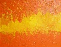 Peinture abstraite texturisée images libres de droits