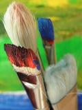 Peinture acrylique Photos libres de droits