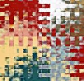 Peinture chaotique de brosse d'éclaboussure d'abrégé sur peinture de Digital dans le noir, le blanc et le Gray Colors Background illustration libre de droits