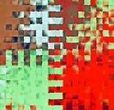 Peinture chaotique de brosse d'éclaboussure d'abrégé sur peinture de Digital dans le noir, le blanc et le Gray Colors Background illustration de vecteur