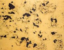 Peinture criquée Photographie stock libre de droits