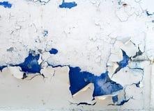 Peinture d'écaillement Photographie stock libre de droits