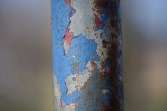 Peinture d'écaillement Images stock